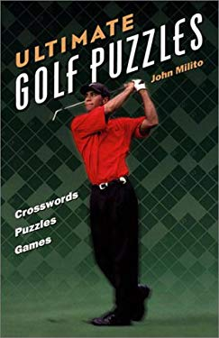 Ultimate Golf Puzzles: Crosswords Puzzles Games 9781550547559
