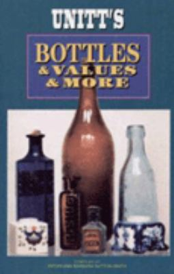 Unitts Bottles Values & More REV 9781550412055