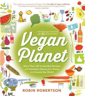 Vegan Planet 9781558328310