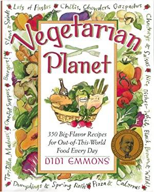 Vegetarian Planet 9781558321151