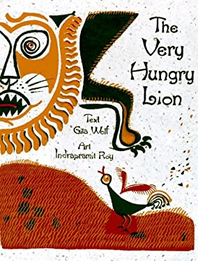 Very Hungry Lion 9781550374612