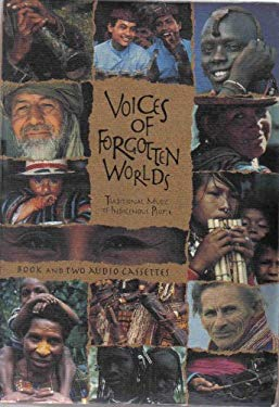 Voices Forgotten Worlds (Bk/Tape) [With Book]