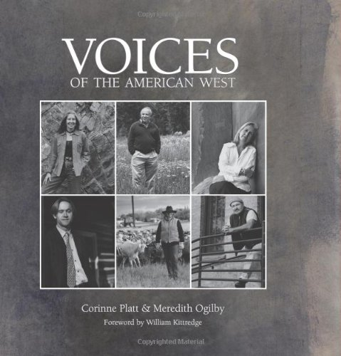Voices of the American West 9781555917159