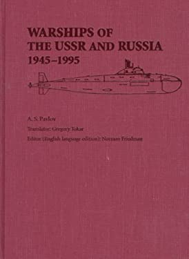 Warships of the USSR and Russia, 1945-1995 9781557506719