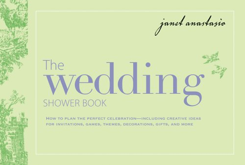 Wedding Shower Book