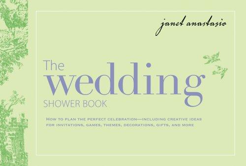Wedding Shower Book