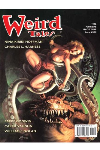 Weird Tales 338 (Magazine) 9781557426406