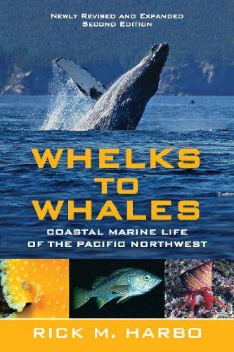 Whelks to Whales: Coastal Marine Life of the Pacific Northwest 9781550174915