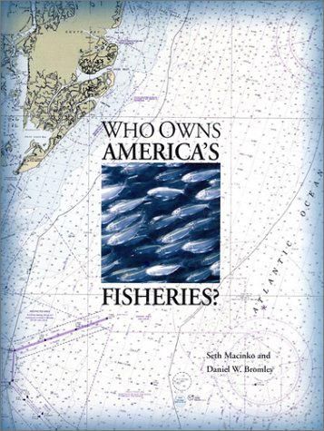 Who Owns America's Fisheries? 9781559633475