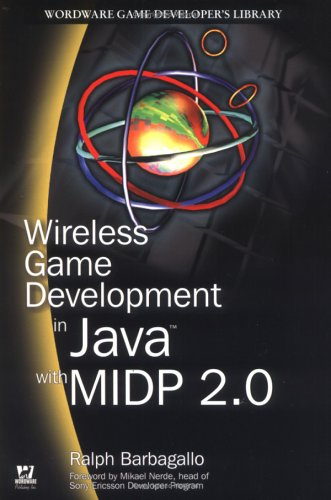 Wireless Game Development in Java with MIDP 2.0 9781556229985