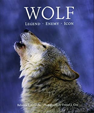 Wolf: Legend, Enemy, Icon 9781554073887