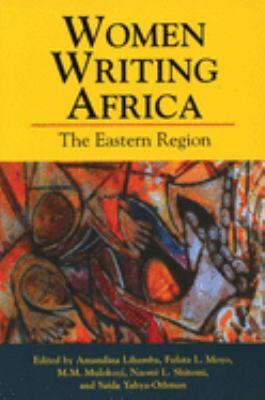 Women Writing Africa: The Eastern Region 9781558615342