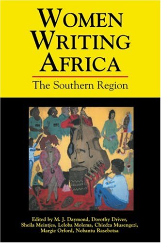 Women Writing Africa: The Southern Region 9781558614079