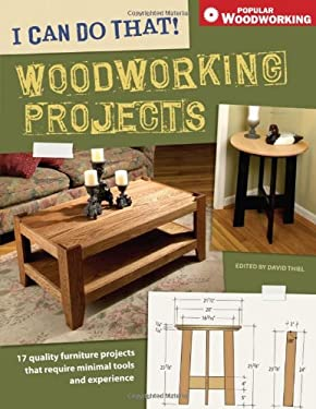 Woodworking Projects 9781558708167