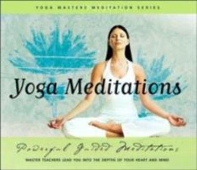 Yoga Meditations 9781559617505