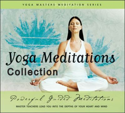Yoga Meditations Collection 9781559617680