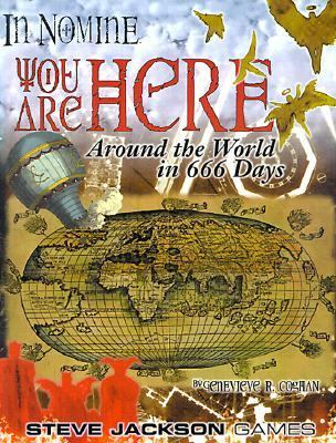 You Are Here: Around the World in 666 Days 9781556345951