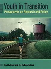 Youth in Transition: Perspectives on Research and Policy