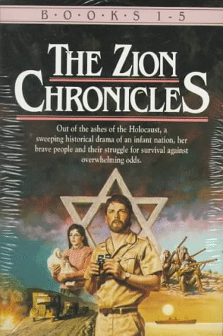 Zion Chronicles: Gates Of, Daughter of Return To, Light In, Key to Zion 9781556617546