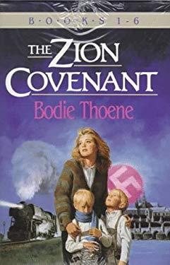 Zion Covenant 1-6 Boxed Set: Vienna Prelude, Prague Counterpt, Munich Sign, Jerusalem Interlude