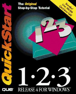 1-2-3 Release 4 for Windows QuickStart