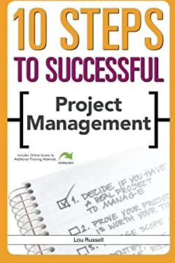 10 Steps to Successful Project Management [With CDROM] 9781562864637