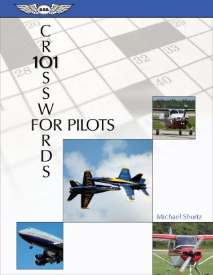 101 Crosswords for Pilots 9781560277316