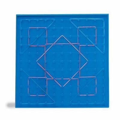 11 X 11 Pin Geoboard 9781564516114