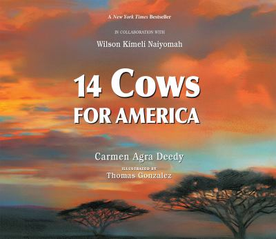 14 Cows for America 9781561454907
