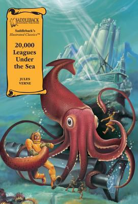 20,000 Leagues Under the Sea [With Books] 9781562549510