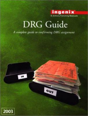 2003 Drg Guide Book 9781563298929