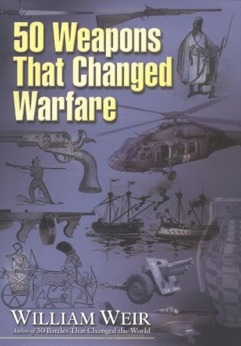 50 Weapons That Changed Warfare 9781564147561