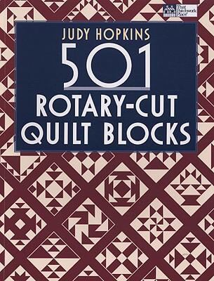 501 Rotary-Cut Quilt Blocks 9781564778932