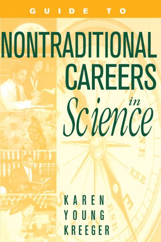 Guide to Nontraditional Careers in Science 9781560326700
