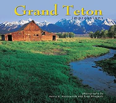 Grand Teton Impressions 9781560372080