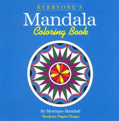 Everyone's Mandala Coloring Books 9781560440147