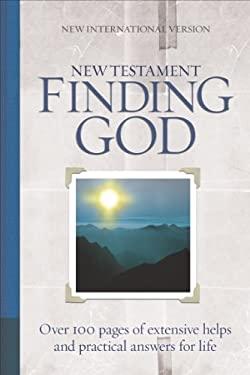 Finding God New Testament-NIV 9781563206368