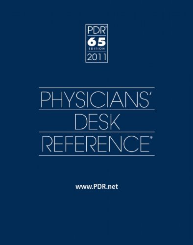 Physicians' Desk Reference 2011 9781563637810