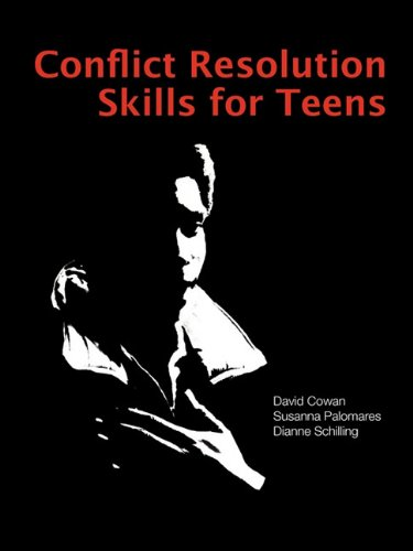 Conflict Resolution Skills for Teens 9781564990747