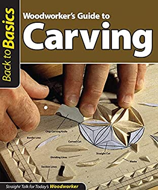 Woodworker's Guide to Carving: Straight Talk for Today's Woodworker
