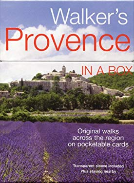 Walker's Provence in a Box: Original Walks Across the Region on Pocketable Cards 9781566568975