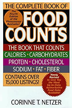 Complete Book of Food Counts 9781567312133