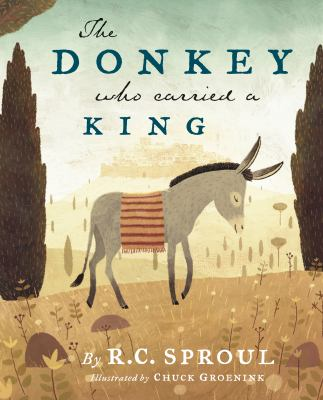 The Donkey Who Carried a King 9781567692693