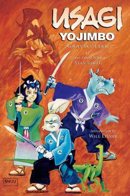 Usagi Yojimbo Volume 12: Grasscutter 9781569714133