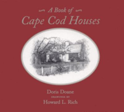 A Book of Cape Cod Houses 9781567921137