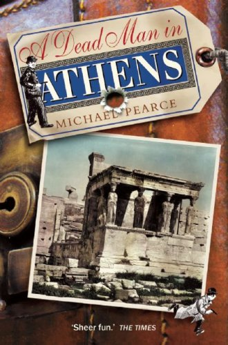 A Dead Man in Athens 9781569476109