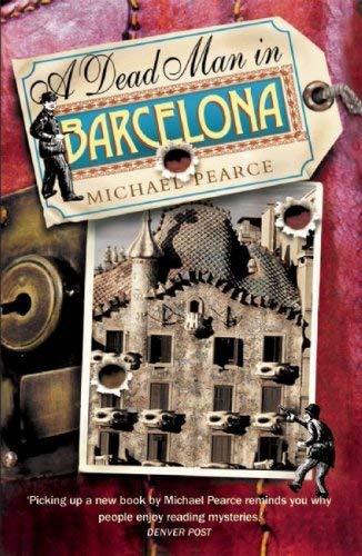 A Dead Man in Barcelona 9781569476123