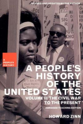 A People's History of the United States: The Civil War to the Present 9781565847255