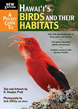 A Pocket Guide to Hawaii's Birds 9781566471459