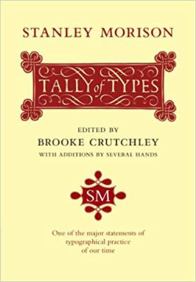A Tally of Types: With Additions by Several Hands 9781567920048